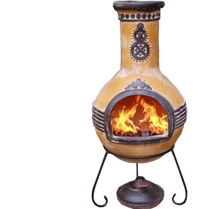 Mexican Clay Chimeneas