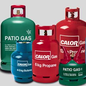 Calor Gas - Newcastle, Durham & Sunderland