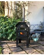 Firepits UK Modular Kitchen Tall Pizza Oven